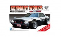LB-WORKS プラモデル No.07 KENMARY Police car