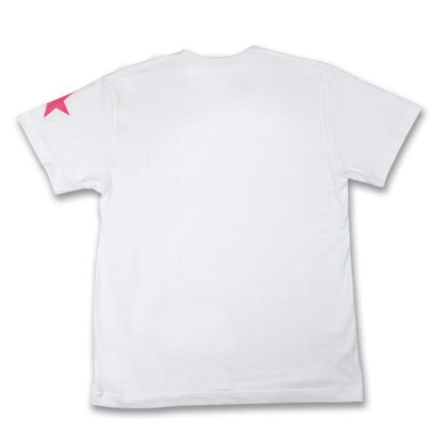 liberty pop LOGO ver1 Tシャツ ホワイト2