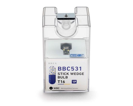 STICK WEDGE BULB T16 (1pc) | 株式会社 Y'Z One