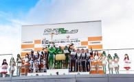 レース決勝画像